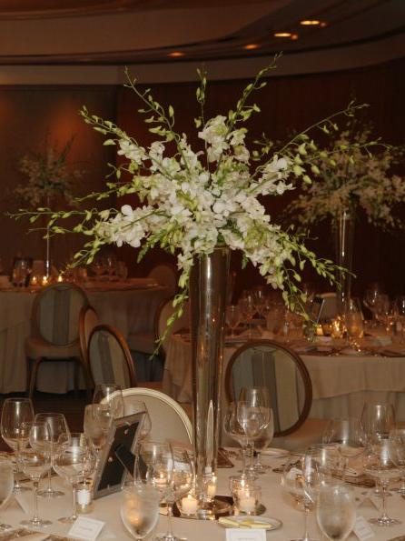 Tall Centerpiece Cost : Bridal bouquets and centerpieces packages in las vegas