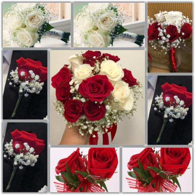 Wedding Flowers Centerpieces Cost: Bridal Bouquets And Centerpieces Packages In Las Vegas