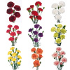 Mini Carnations Assorted ($6.68 per bunch of 10 stems)